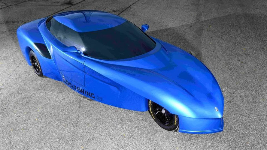 DeltaWing unveils road and race car concepts at Road Atlanta