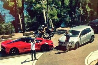 Customer Crashes $1.4 Million Ferrari LaFerrari In Monaco