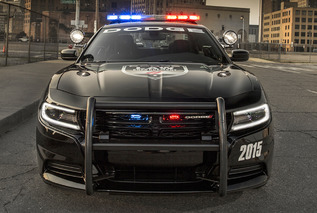 2015 Dodge Charger Pursuit Gets More Aggressive