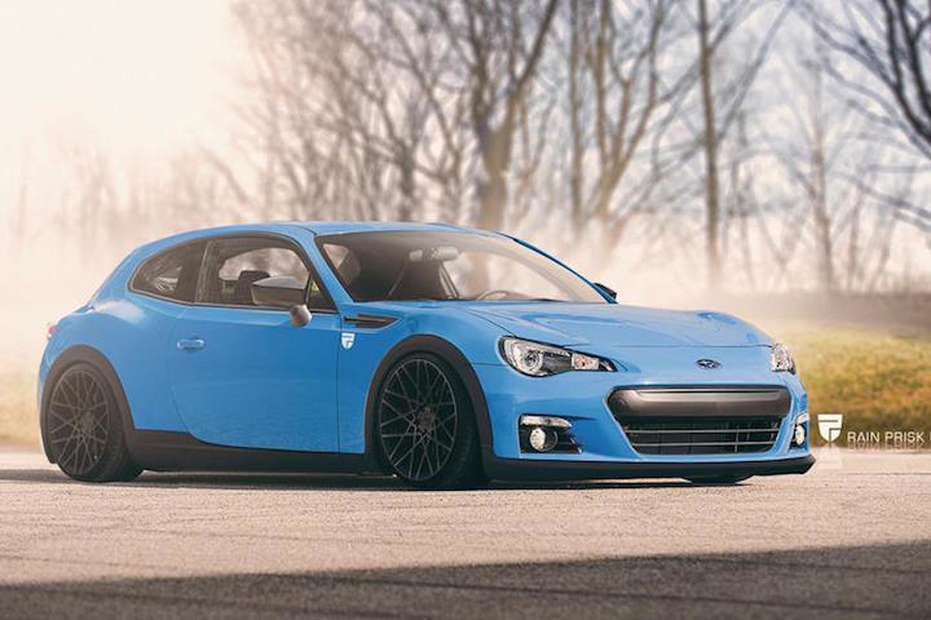 These 5 Sports Cars Rendered As Wagons Will Leave You Drooling |Cars Sport Wagon