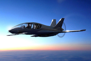 $700,000 Cobalt Valkyrie Might be the Prettiest Personal Plane on the Market