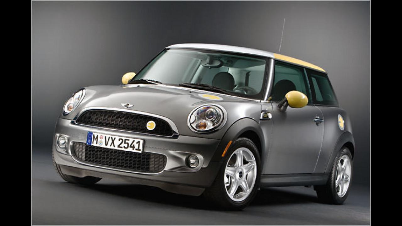 50 Mini E für Berlin