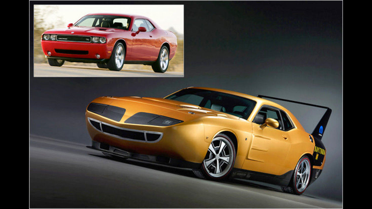 Dodge Charger Daytona / Plymouth Superbird