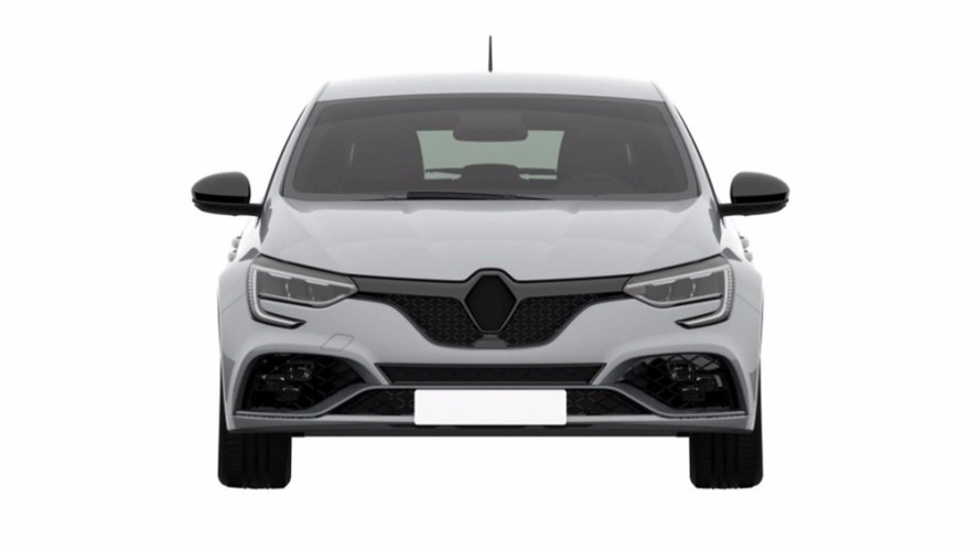 Renault Mégane IV R.S. Szabadalmi Fotók
