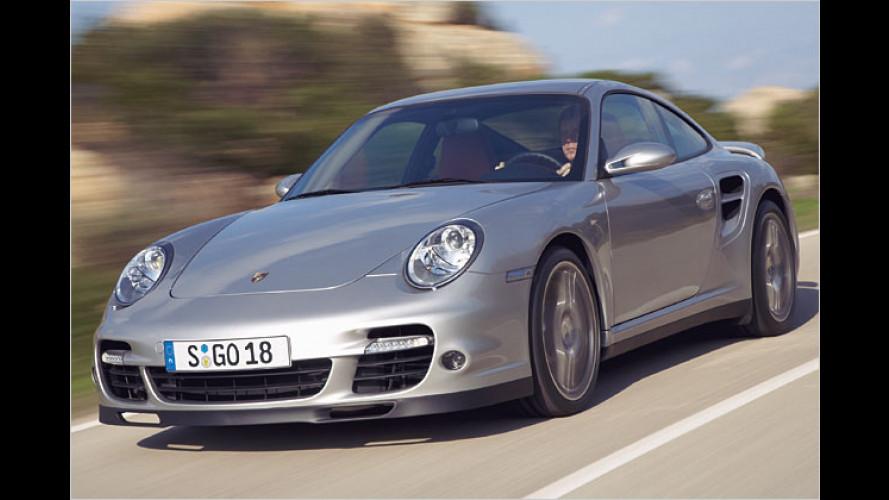 Neuer Porsche 911 Turbo: 60 PS mehr als beim Vorgänger