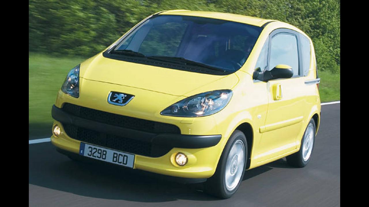 Peugeot 1007 75 Filou
