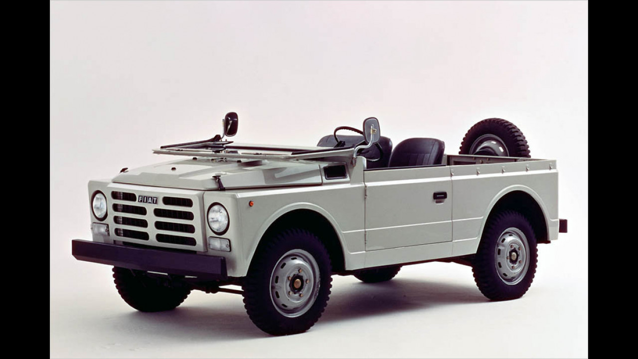 Fiat Campagnola (1977)