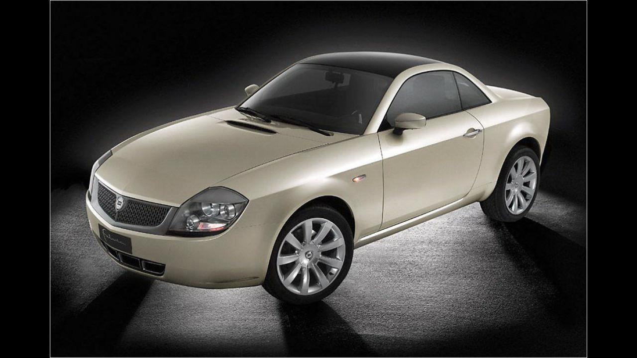 Lancia Fulvia Concept (2003)