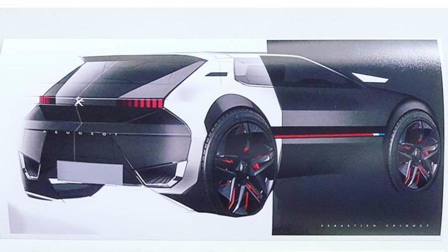 205 GTI'a Peugeot tasarım şefinden modern yorum