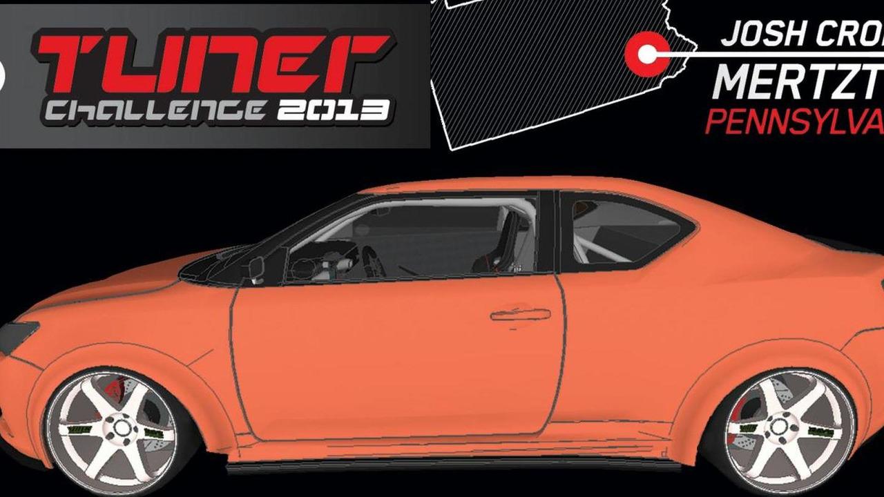 Scion Tuner Challenge teaser 06.9.2013