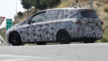 BMW 1-Series GT five- and seven-seater spied testing together
