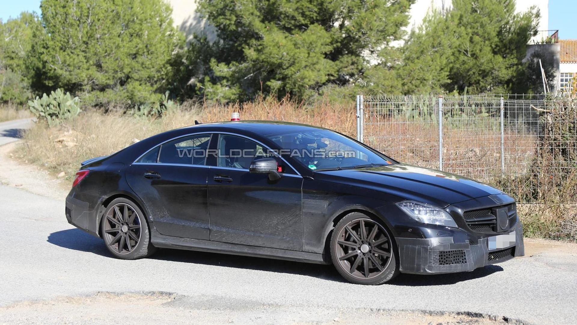 2015 Mercedes-Benz CLS63 AMG Photos, Specs and Review - RS