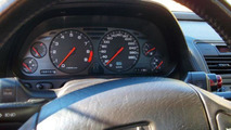 1993 Honda NSX previously owned by Ayrton Senna 09.08.2013