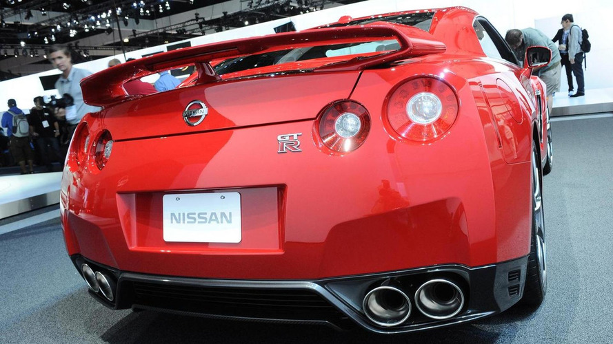 2012 Nissan GT-R pricing announced (US)