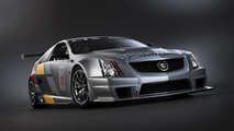 Cadillac CTS-V Racing Coupe - 1.7.2011