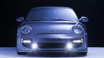 SpeedART BTR II 580 based on 2010 Porsche 911 Turbo Facelift