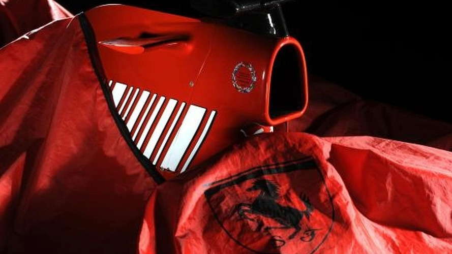 Ferrari switch roll-out to Mugello