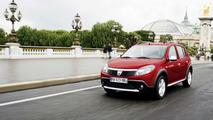 Dacia Sandero Stepway Officially Released