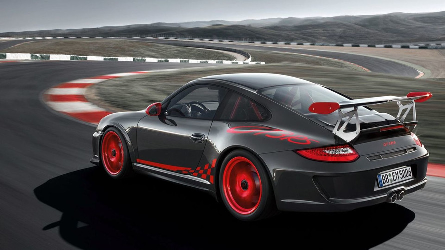 2010 Porsche GT3 RS Laps Nurburgring in an Unofficial 7min 33sec