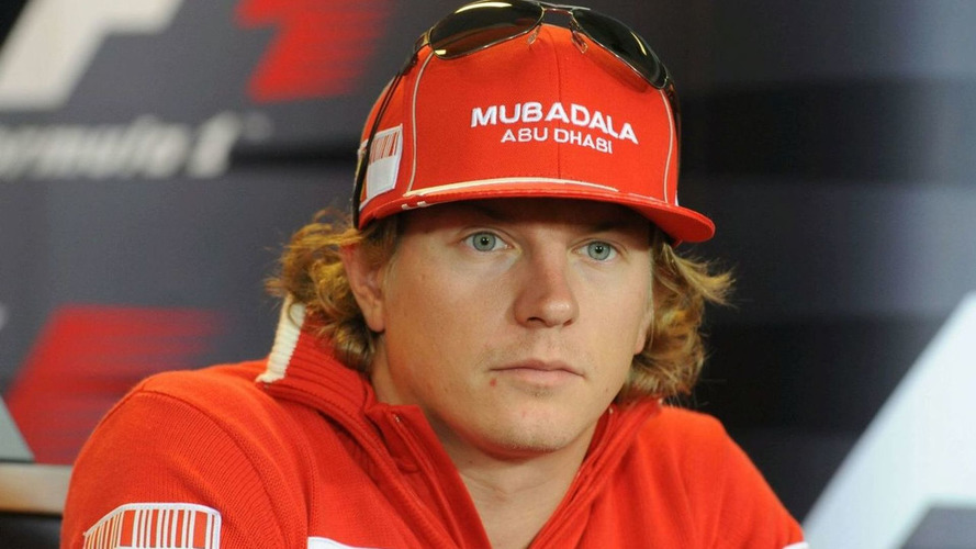 Manager - Raikkonen staying at Ferrari 'not 100 per cent'