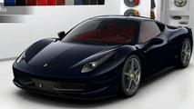 Ferrari 458 Italia  Configurator - exterior