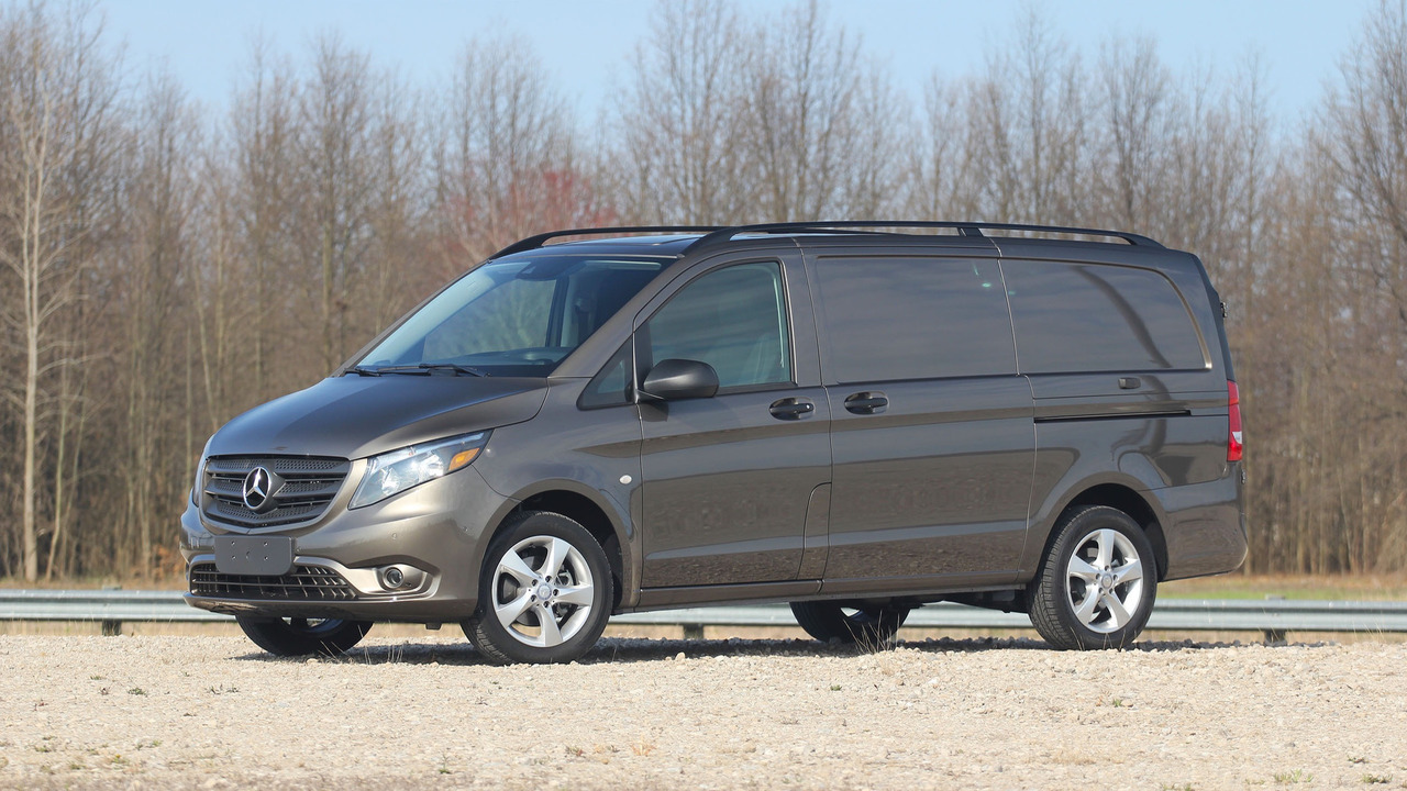 2017 mercedes benz metris review sharp dressed van