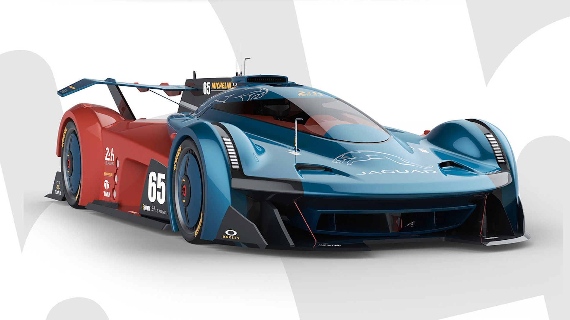 Jaguar Le Mans Rendering Imagines An Xj220 Of The Future