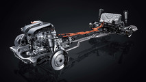 New Lexus Multi Stage Hybrid system