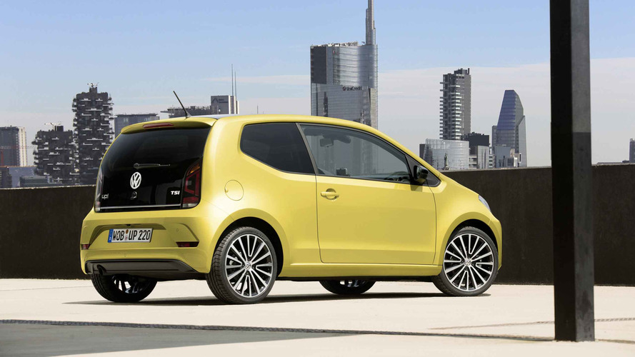 2017 Volkswagen Up Review
