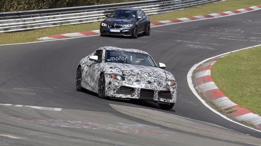 2018 Toyota Supra: Everything We Know