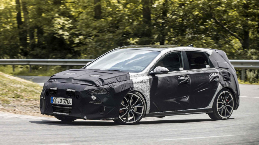 2018 Hyundai i30 N First Drive: Hot Hatch Bodes Well
