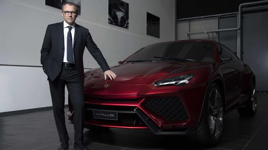 Lamborghini factory expansion for Urus SUV production