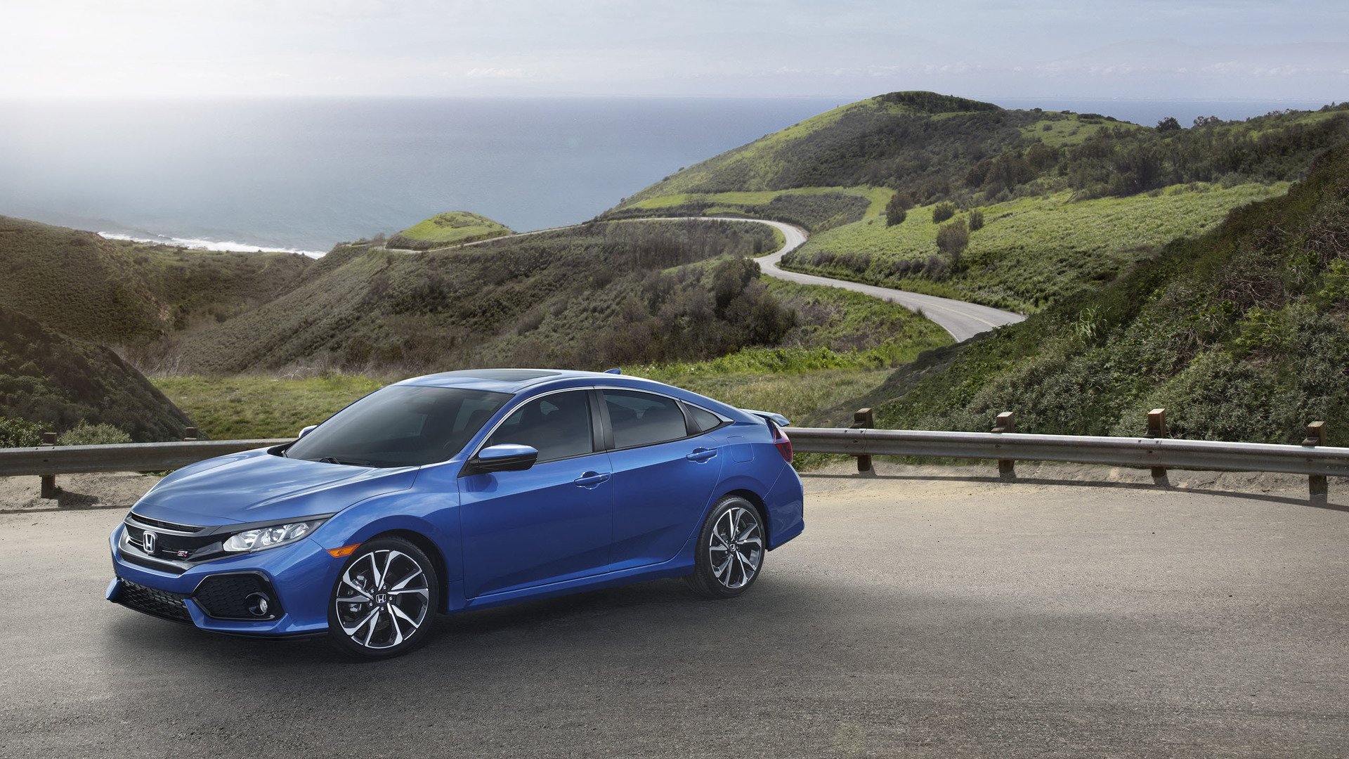 2017 honda civic si turbo motorla geldi for 2017 honda civic si turbo