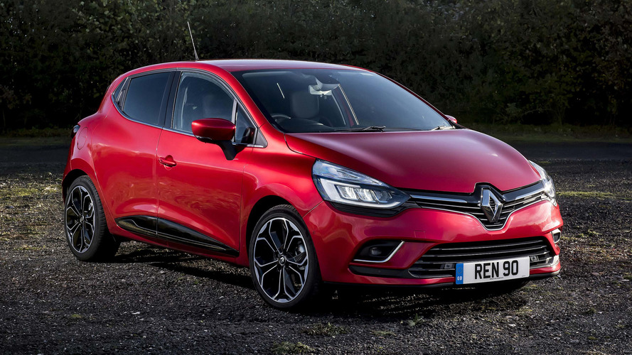 2017 Renault Clio Review