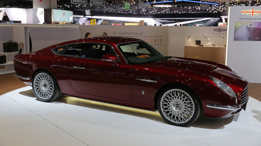 Retro Speedback GT makes its Euro debut with 510hp