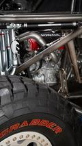 Honda unlimited off-road race vehicle