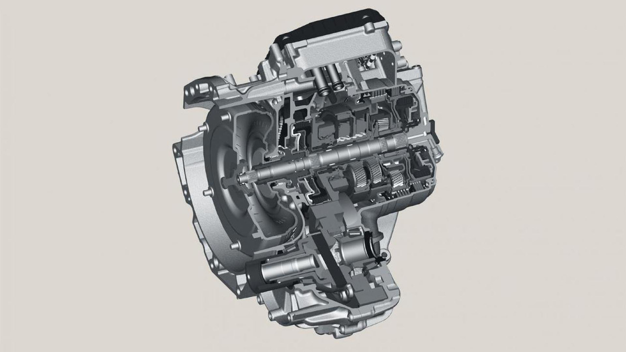ZF nine-speed automatic transmission - 8.6.2011