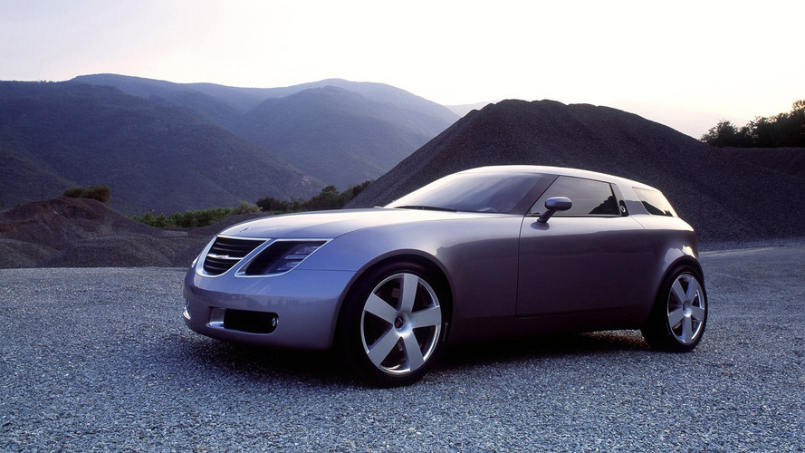 Concept We Forgot: 2001 Saab 9X