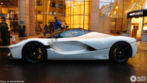 Ferrari Aperta first delivery to Canadian racer