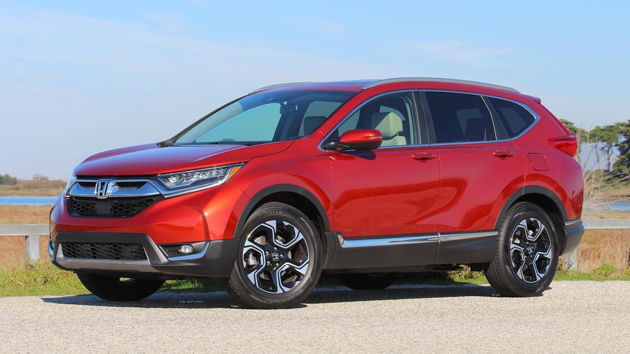 Honda CR-V 2017 vai bem nos testes do IIHS e ganha Top Safety Pick +