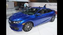Los Angeles: novo Honda Civic Coupé 2016 se apresenta ao mundo