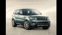 Range Rover Sport ganha edição limitada Tech S por R$ 359 mil