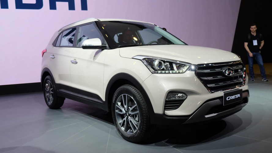 Novo Hyundai Creta é lançado com preços entre R$ 72.990 e R$ 99.490