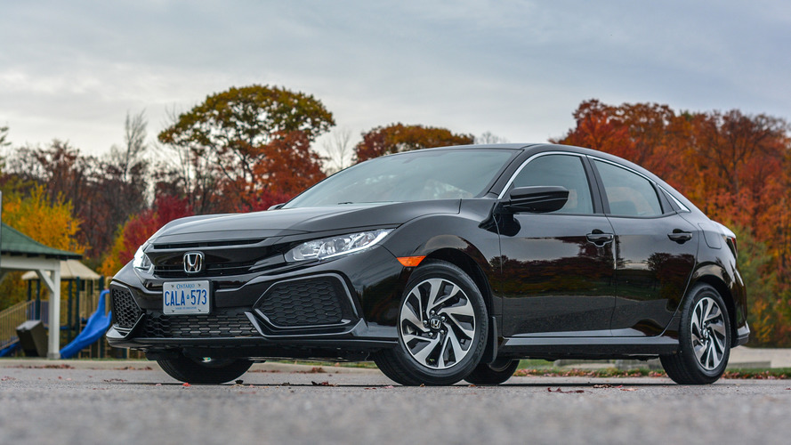 2017 Honda Civic Hatchback First Drive: Dominating the compact car market