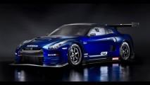 Nismo apresenta GT-R 2012 para temporada da FIA GT3
