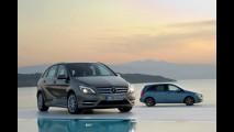 Mercedes planeja Classe B híbrido para mercado norte-americano