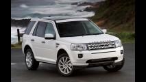 Land Rover planeja produzir Freelander no Brasil em fábrica que negocia com governo