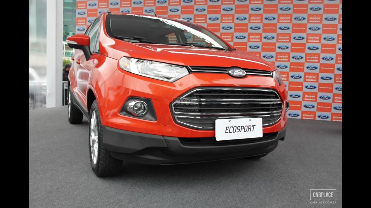 Vídeo: Ford mostra linha de produção do Novo EcoSport