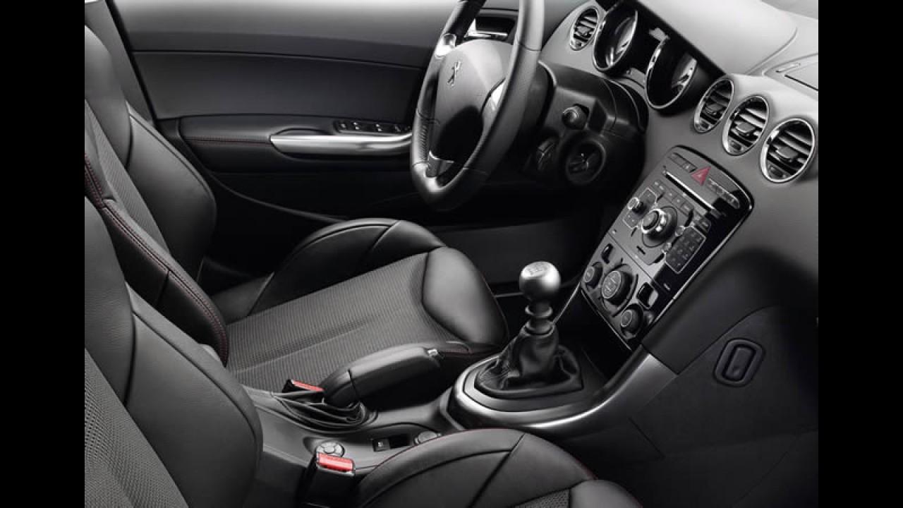 Novo Peugeot 308 GTi com 200cv é lançado na Argentina