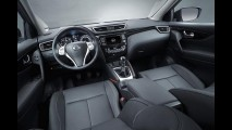 Revelado: novo Nissan Qashqai 2014 aparece em primeiras imagens oficias